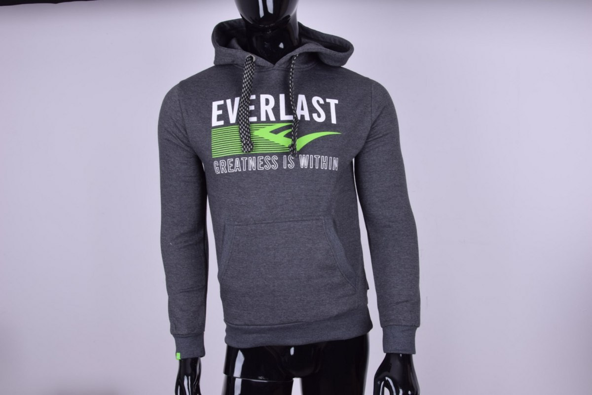 EVERLAST BLUZA EVR9321 CHARCOAL
