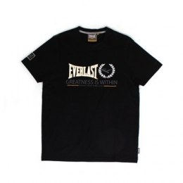 EVERLAST T-SHIRT EVR4421 BLACK