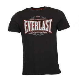 EVERLAST T-SHIRT EVR6520 CHARCOAL