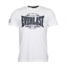 EVERLAST T-SHIRT EVR6520 WHITE