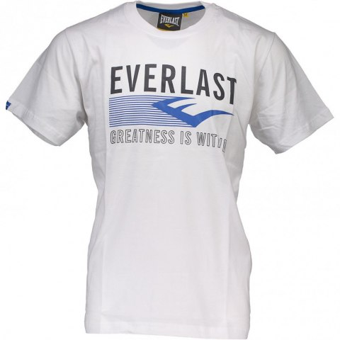 EVERLAST T-SHIRT EVR9297 WHITE