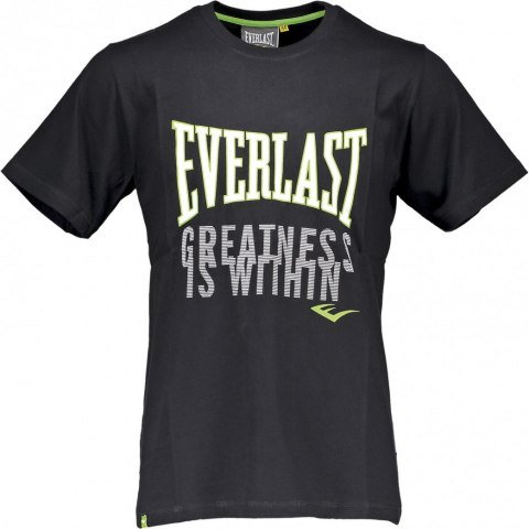 EVERLAST T-SHIRT EVR9299 BLACK
