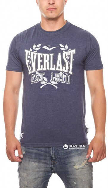 EVERLAST T-SHIRT K01451 NAVY