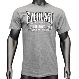 EVERLAST T-SHIRT EVR10000 GREY