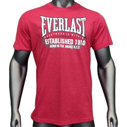 EVERLAST T-SHIRT EVR10000 RED