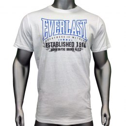 EVERLAST T-SHIRT EVR10000 WHITE