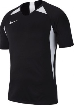 NIKE T-SHIRT AJ1010 010 BLACK/WHITE JR