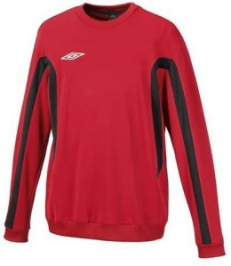 UMBRO BLUZA JR 697702 B26 RED