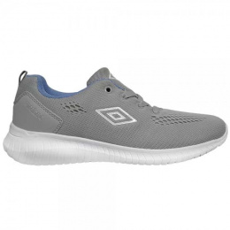 UMBRO CHASS UMFL0068 GREY/ VISTA BLUE NO SHOE BOX