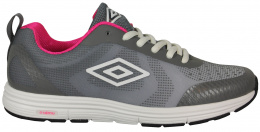 UMBRO HONIARA UMFL0018 05 GREY/PINK NO SHOE BOX