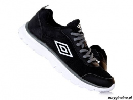 UMBRO LOW SNEAKER UMFM0068BW BLACK NO SHOE BOX